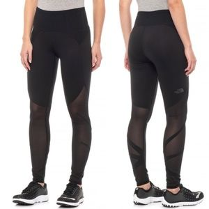 The North Face Vision Mesh Mid-Rise Tights
